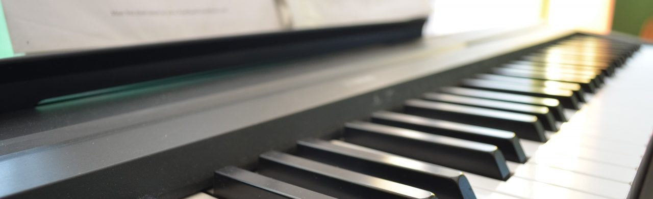 Digital Piano Recommendation for Lessons 2