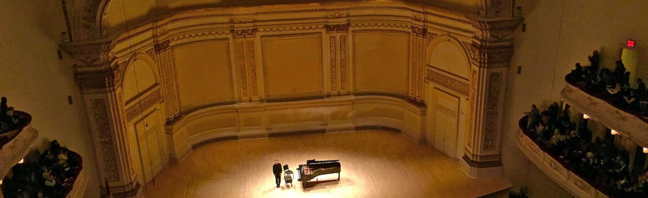 巨匠ピアニストリサイタルPierre laurent Aimard
